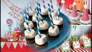 Christmas Party Food Kids - fascinating christmas party decorations ideas for kids youtube