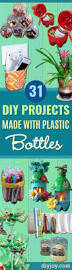 31 awesome diy projects made with plastic bottles fun projects