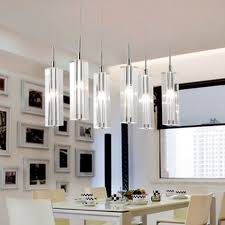 crystal pendant lighting for kitchen 6 light kitchen fixture lighting dining room crystal l