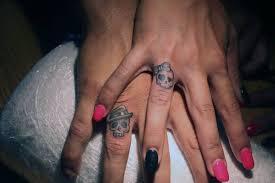 65 beautiful finger tattoos
