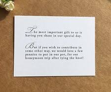 wedding invitations inserts wedding invitation inserts asking for money style by
