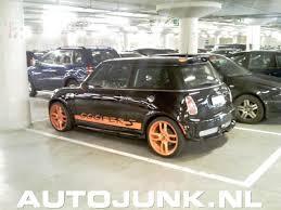 mini cooper porsche spotted mini cooper s porsche 911 gt3 rs edition carscoops