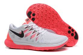 Comfortable Nike Shoes Comfortable Nike Free 5 0 Pink Black White Running Shoes Online