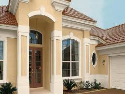 Modern Color Scheme by Exterior Paint Combinations For Homes Modern Color Pictures House