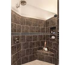 Tiled Shower Ideas Pictures Of Walk In Tiled Showers With Glass Wall Home Interior