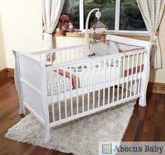 White Sleigh Cot Bed Buy Scarlett Sleigh Cot Bed Toddler Bed U0026 Deluxe Sprung Mattress