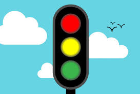 why traffic light colors are yellow and green thrillist