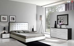 White Leather Bedroom Furniture Bedding Bed Linen - Modern white leather bedroom set