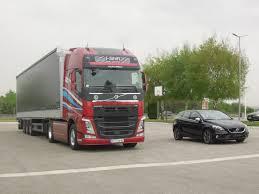 volvo kamioni ekonomičnom vožnjom volvo kamiona do volvo automobila mobil public