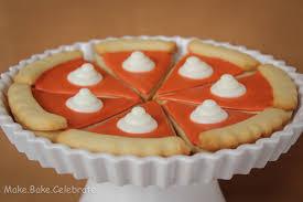 turkey sugar cookies mbc pumpkin pie sugar cookies