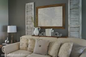 Accent Walls In Living Room by Dark Gray Accent Wall Seeking Lavendar Lane