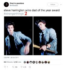 Adventures In Babysitting Meme - steve harrington is the real mvp of stranger things thechive