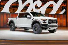 Ford Ranger Truck Towing Capacity - 2017 ford f 150 raptor supercrew makes production debut in detroit