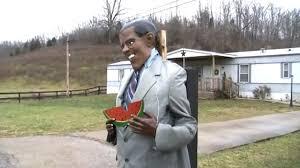 kentucky posts obama watermelon effigy vanguard news