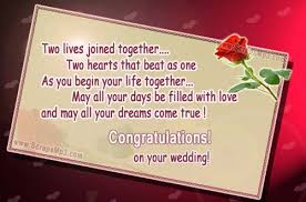 wedding wishes ecards congrats on your wedding