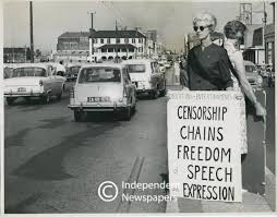 black sash black sash protest 1960s cape town uct libraries digital