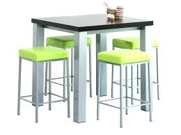 table haute cuisine conforama table haute de cuisine chaise table bar de cuisine conforama