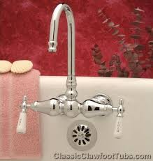 Clawfoot Tubs And Clawfoot Tub Faucets For Your Dream Bathroom 8 Best Clawfoot Tub Faucets Images On Pinterest Bathtubs Cook