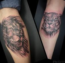 41 best couple tiger tattoos images on pinterest tigers clothes