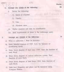 maharashtra state board of technical education general winter maharashtra state board of technical education general diploma electronics u0026 tele communication winter msbte mumbai question paper for electronics