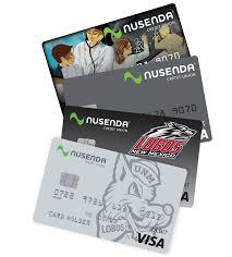 debt cards visa debit atm card nusenda credit union