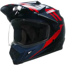 motocross helmet with face shield bell mx 9 adventure barricade red motocross helmet quad motox