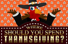 where should you spend thanksgiving brainfall