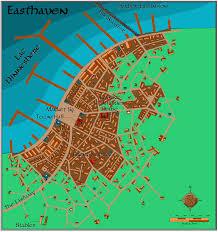 Faerun Map Image 4070 Easthaven Jpg Forgotten Realms Wiki Fandom