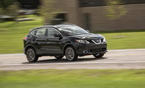 Nissan Rogue Platinum - 2017 nissan rogue sport awd test review car and driver