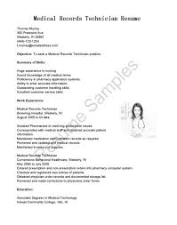 resume medical technologist microbiology cover letter sample resume medical technologist sample resume for
