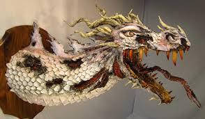 paper dragons paper mache gourmet paper mache