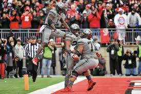 Ohio State Friday Night Lights No 6 Ohio State Rallies To Beat No 2 Penn State Boulder Daily