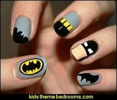 decorating theme bedrooms maries manor nail art superhero