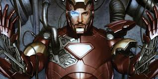 all of tony stark u0027s best iron man suits ranked least to most powerful