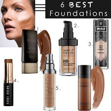 the 6 best foundations you must try the co reportthe co report
