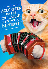 free cat birthday ecards free happy birthday printable cards