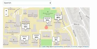Ucla Parking Map The Stack