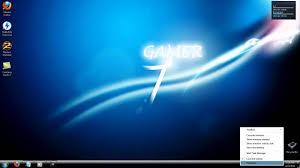 performances du bureau pour windows aero windows 7 gamer edition x64