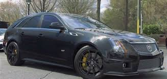 cadillac cts v8 for sale 2014 cadillac cts v sport wagon on ebay gm authority