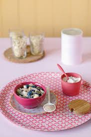 vaisselle petit dejeuner crème kokkoh maison pour le petit déjeuner végane antigone xxi