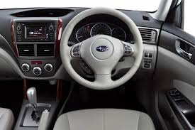 subaru forester steering wheel 2011 subaru forester range updated for australia photos 1 of 33
