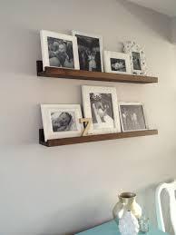 Ikea Ledges by Floating Wall Shelves And Ledges 17 Image Wall Shelves