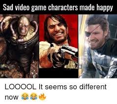 How To Meme A Video - 25 best memes about video game characters video game