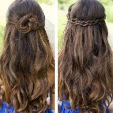 Frisuren Lange Haare Locken Zum Nachmachen by Einfache Sommerfrisuren Zum Nachmachen Nettetipps De