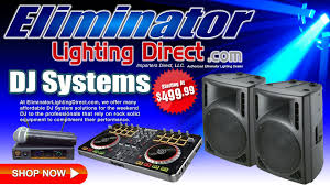 Eliminator Lighting Get 50 Off Dj Lighting By Eliminator Lighting American Dj And