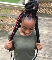 jumbo braids hairstyles pictures 40 best big box braids hairstyles jumbo box braids