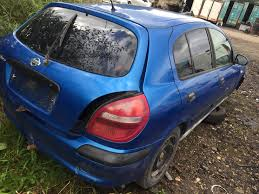 nissan almera door panel working and cheap parts from nissan almera 2 2l81kw diesel car for