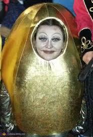 Humpty Dumpty Halloween Costume Humpty Alexander Dumpty Golden Egg Costume Costume Works