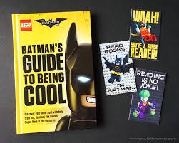 free printable lego batman bookmarks artsy fartsy mama