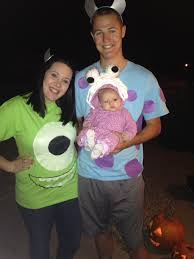 Monsters Inc Halloween by Sully And Boo Sully And Boo Pinterest Sully